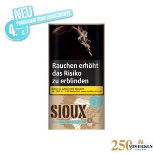 Sioux Drehtabak Zigarettentabak
