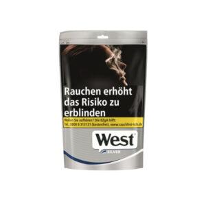 West Silver Volumentabak Stopftabak