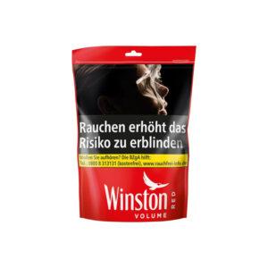 Winston Volumentabak Stopftabak Zigarettentabak Beutel