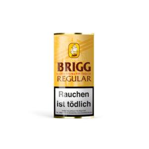 Brigg Regular Pfeifentabak Tabakgeschmack Pouch