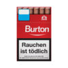 Burton Original Zigarillos Red Rot