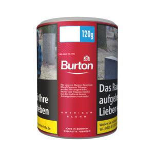 Burton Feinschnitt Zigarettentabak Stopftabak