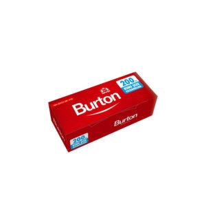 Burton, King Size, Filterhülsen, Zigarettenhülsen
