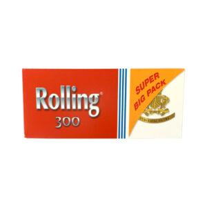 OCB, Rolling, Filterhülsen, Zigarettenhülsen