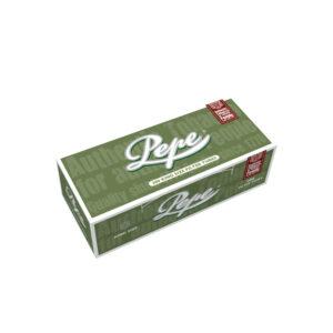 Pepe King Size Filterhülsen Zigarettenhülsen
