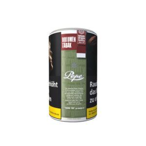 Pepe rich green tabak Volumentabak ohne zusätze