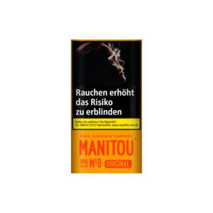 Manitou Drehtabak Zigarettentabak ohne Zusatzstoffe