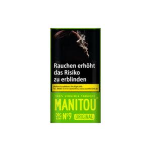 Manitou green Drehtabak Zigarettentabak