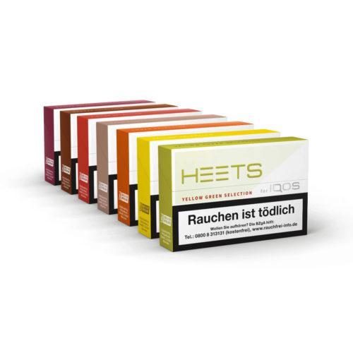 HEETS Sorten