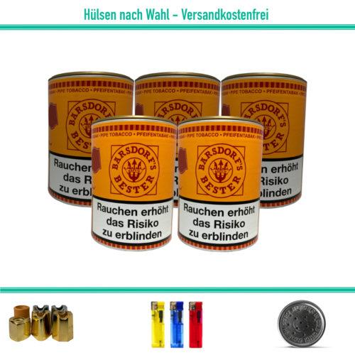 Barsdorf Beste Pfeifentabak Stopftabak Aromatic Mixture Dose