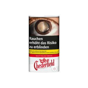 Chesterfield Drehtabak Zigarettentabak Feinschnitt