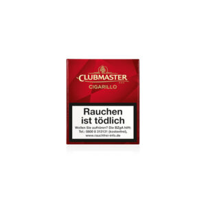 Clubmaster Cigarillo Red Zigarillos Vanille