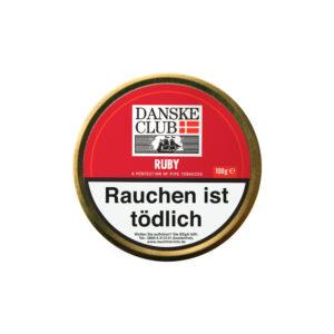 Danske Club Ruby Pfeifentabak Kirsche Dose