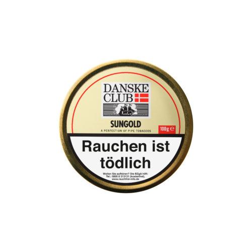 Danske Club Sungold Pfeifentabak Vanille