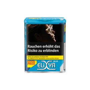 Elixyr Blue Stopftabak Feinschnitt Zigarettentabak
