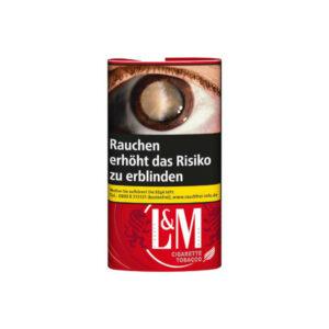 L&M Drehtabak Zigarettentabak Feinschnitt