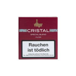 Villiger Cristal Special Blend Filter Zigarillos