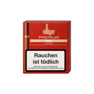 Villiger Premium Red Filter Zigarillos Vanille