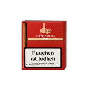 Villiger Premium Red Zigarillos Vanille