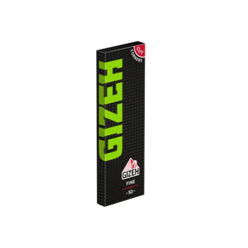 Gizeh Black Fine Blättchen