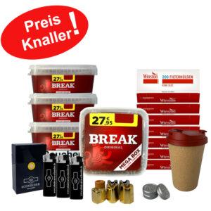 Break Rot 170g Volumentabak Preisknaller